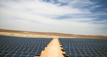 Un campo de refugiados logra funcionar al 100% con energía solar