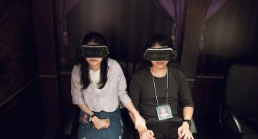 Es el porno en VR podría ser una forma de infidelidad