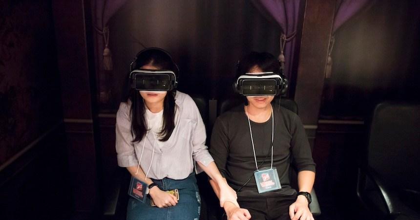 Infidelidad - Realidad virtual