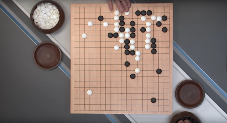 AlphaGo tendrá un duelo de Go contra el mejor jugador del mundo