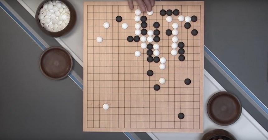 Alphago - Duelo de Go