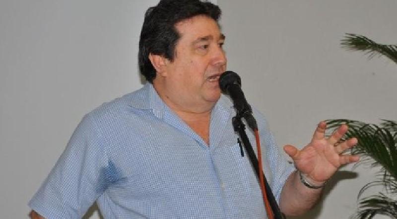 El periodista Juan Manuel Partida
