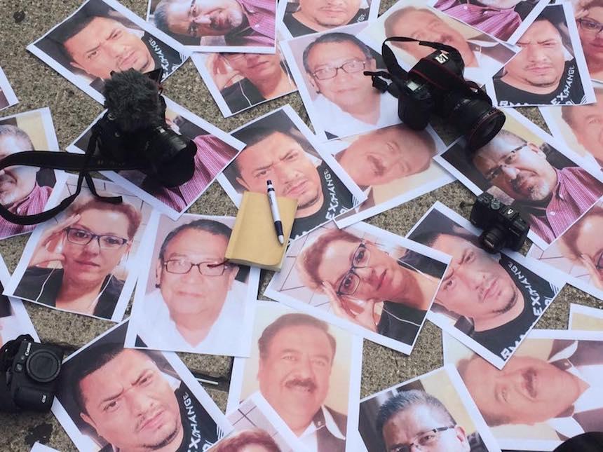 A un mes de la desaparición de Adame, Gobernación dice que en otros sexenios los periodistas estaban peor