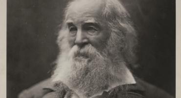 Ponte bello y mamey de forma trascendental... con los consejos de Walt Whitman