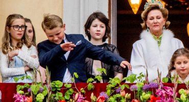 ¡El príncipe de Noruega se avienta un Dab y ahora su video es viral!