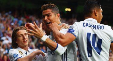El Real Madrid aplasta al Atlético con hat-trick de Cristiano Ronaldo