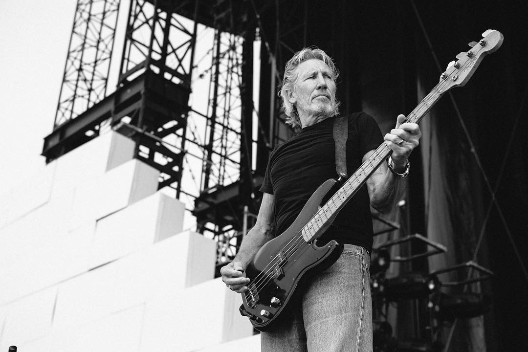"""Déjà Vu"" la nueva power ballad de Roger Waters"