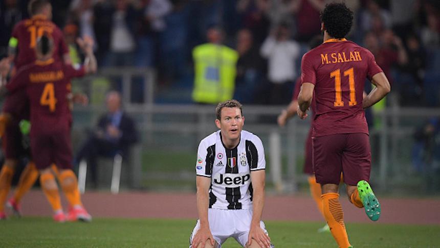 La Roma derrota a la Juventus y le niega el campeonato