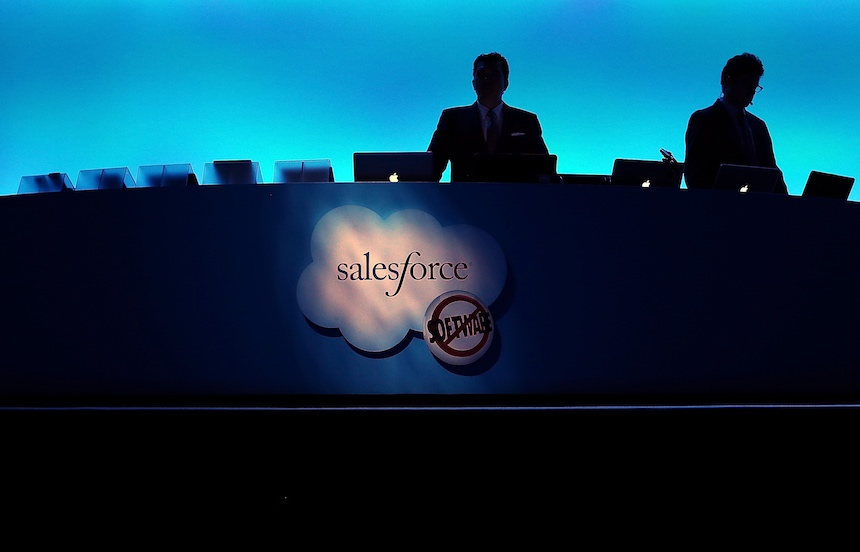 Empresas - Salesforce