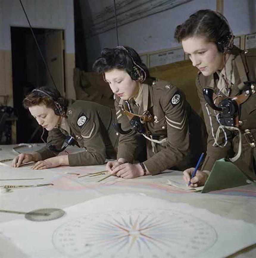 Segunda Guerra Mundial - Territorios