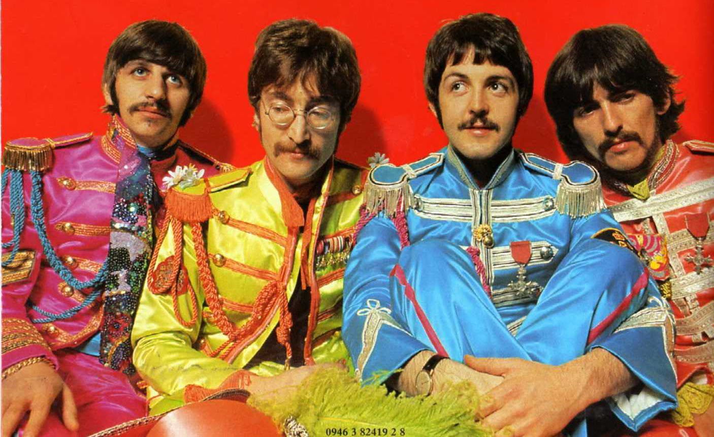 50 datos alrededor del Sgt. Pepper's Lonely Hearts Club Band