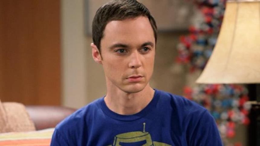 Sheldon nunca admite sus errores