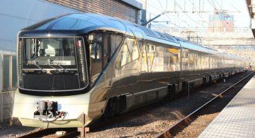 Viajen con todos los lujos en el Shiki-shima el tren más caro de Japón