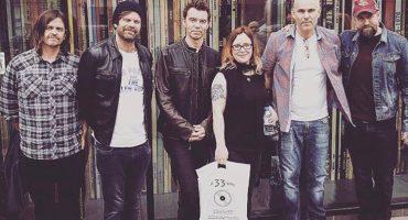 Ya puedes escuchar el primer disco de Slowdive en 22 años