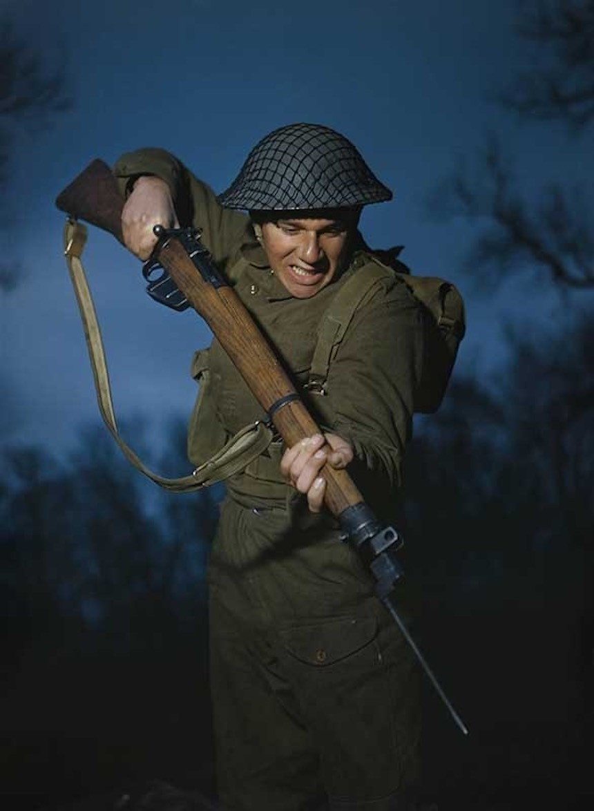 Segunda Guerra Mundial - Soldado razo