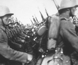 Soldados alemanes - Segunda Guerra Mundial