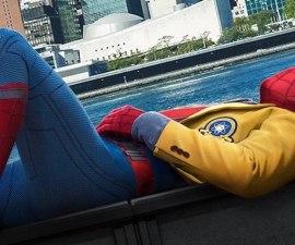 Spider-Man: Homecoming - Música