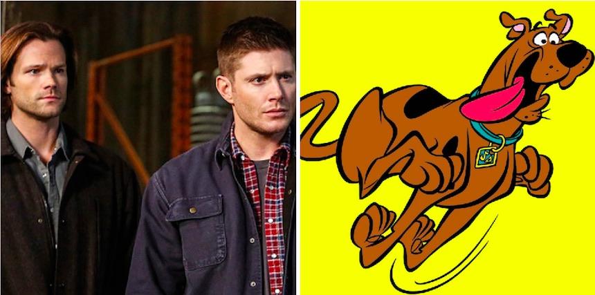 La nueva temporada de Supernatural tendrá crossover con ¿Scooby Doo?