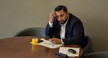 ¡Por fin!: Enrique Tarín es detenido en la San José Insurgentes