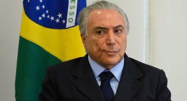 Inicia juicio contra presidente de Brasil, podría ser obligado a concluir mandato