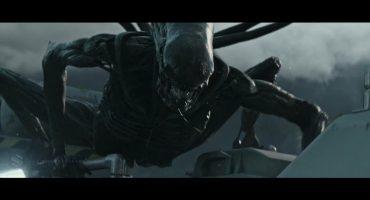 Alien: la tormenta y el ímpetu