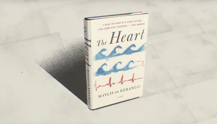The Heart de Maylis Kerangal