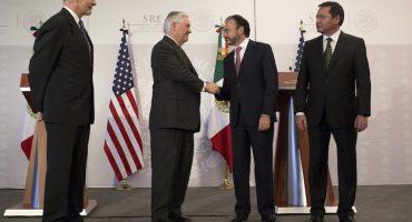 Sobre narco y el TLCAN: esto fue lo más importante de la reunión bilateral