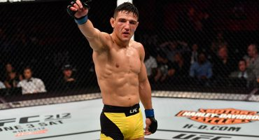 ¡Mira el espectacular knockout en el UFC Stockholm!