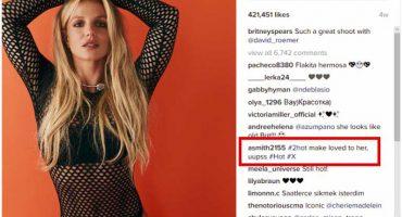 Hackers rusos siembran un virus en el Instagram de Britney Spears
