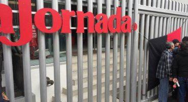 La Jornada se va a huelga por recortes de ingresos y prestaciones