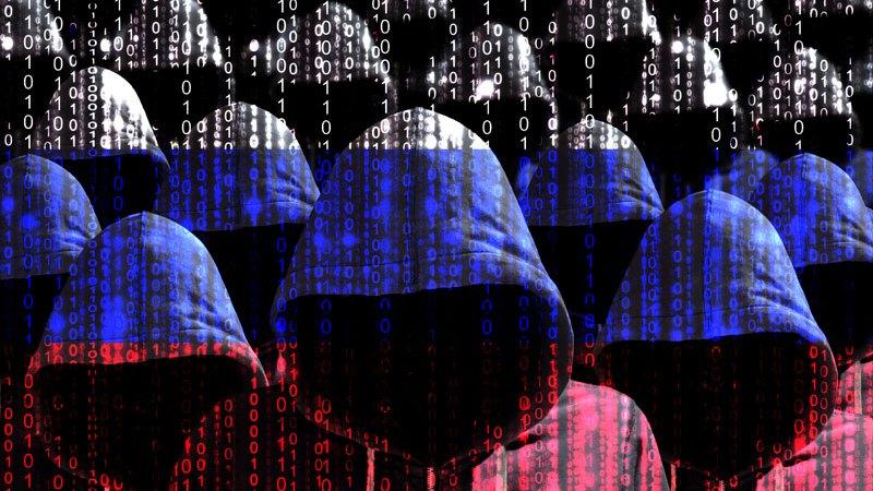 Hackers Internet en Rusia
