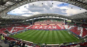 Copa Confederaciones 2017: Un día de México en Kazan