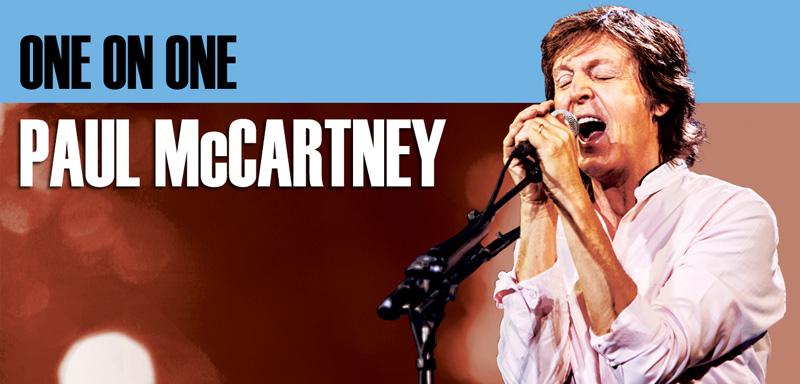 Paul McCartney en México