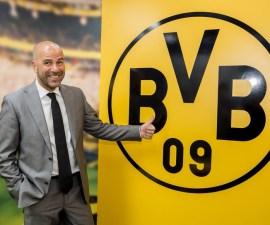 Peter Bosz técnico Borussia Dortmund