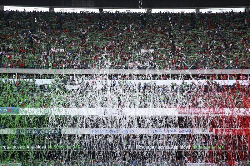 Mosaico Seleccion Mexicana Estadio Azteca