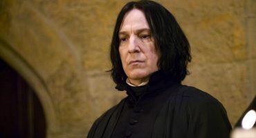 Productora de Harry Potter comparte tierna anécdota de Alan Rickman