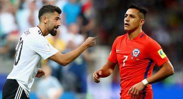 ¡Alemania y Chile se meten a semifinales de la Copa Confederaciones!