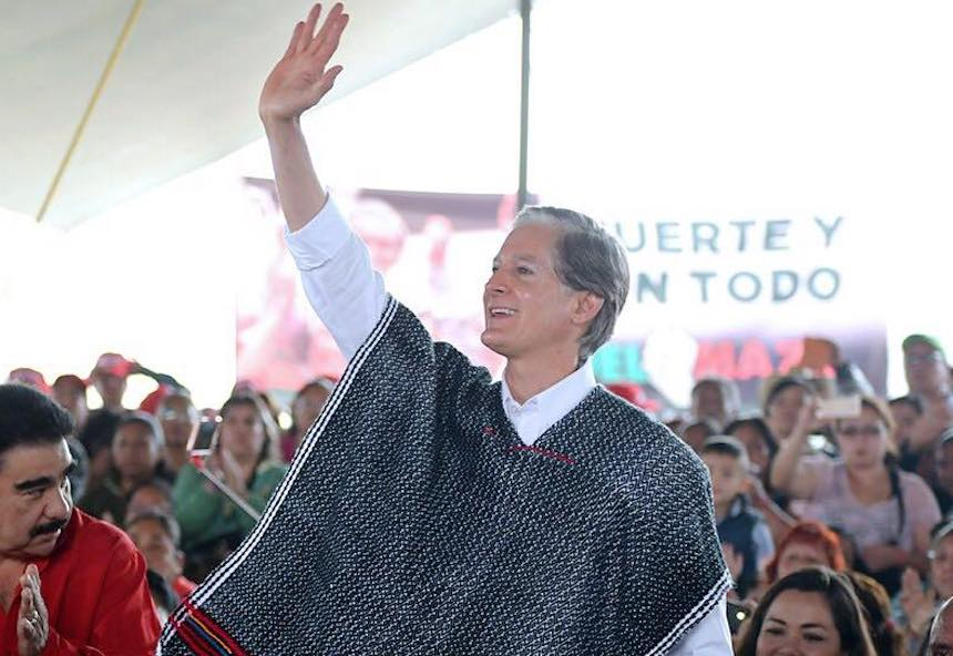 Alfredo del Mazo, virtual gobernador del Estado de México