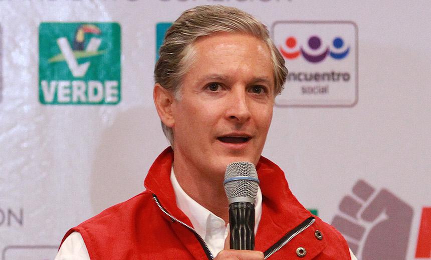 Alfredo del Mazo Maza, virtual ganador de la gubernatura del Estado de México