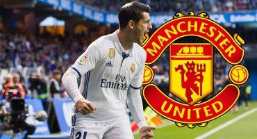 Morata ya le dijo a sus amigos que se va al Manchester United