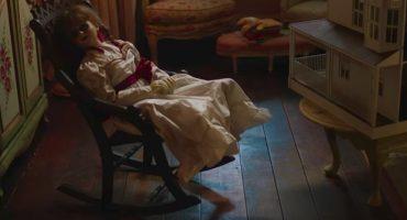 Sientan mello con el nuevo trailer de Annabelle