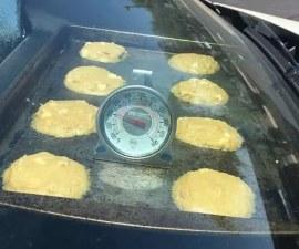 Arizona - Cocinando en el auto