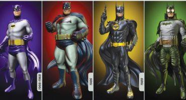 Batman: de Caballero Encapuchado a Caballero de la Noche