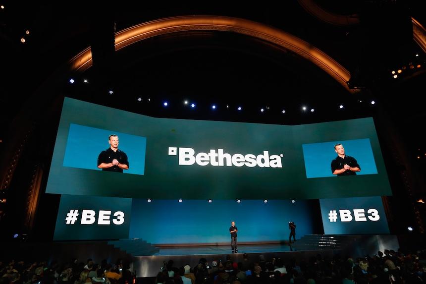 Conferencias de la E3 - Bethesda