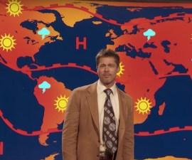 Brad Pitt - Pronóstico del futuro