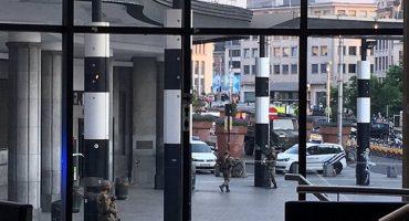 Lo ocurrido en Bruselas fue atentado fallido; se evitó daño similar al de 2016, señalan reportes