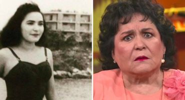 El throwback thursday con el que Carmen Salinas arrasa Internet