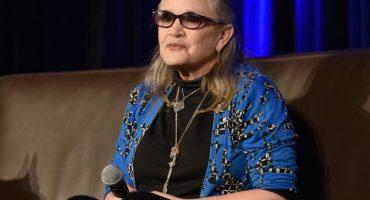 Cocaína, heroína y éxtasis halladas tras la autopsia de Carrie Fisher