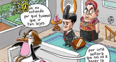Autoridades de Guatemala tomarían acciones legales por cartón
