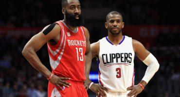¡Mega bomba! Chris Paul es nuevo jugador de los Houston Rockets